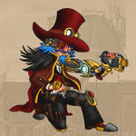 Steampunk Lonestar