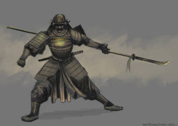 Kage : Forgotten Warrior