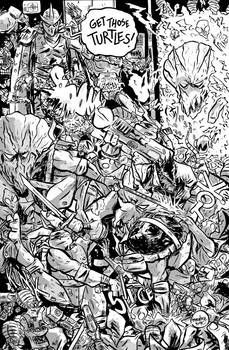 TMNT issue 63