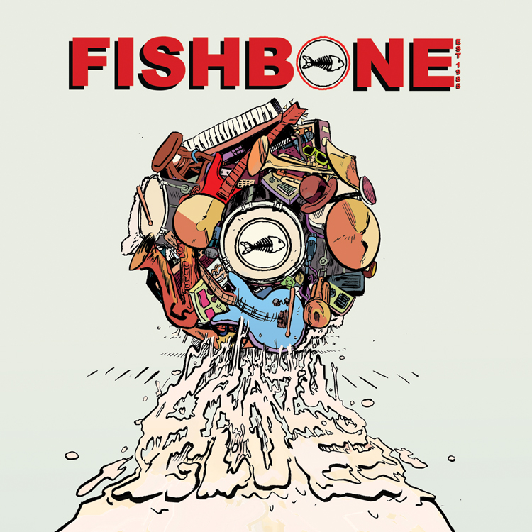 Fishbone album cover by paulmaybury