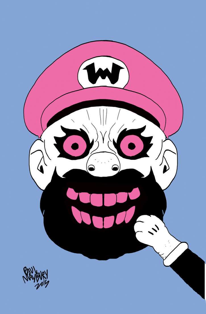 Wuvable64 Wuvable Oaf Pinup by paulmaybury