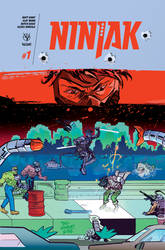 Ninjak cover