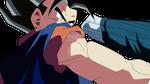 Ultra Instinct Vegetto vs Daishinkan