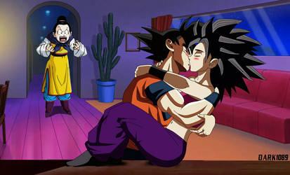 Goku x Caulifla
