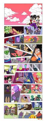 Dragon Ball Super Ending 7 Universe 6 Version