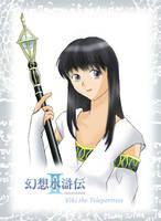 Viki the Teleportress by kazu-chu