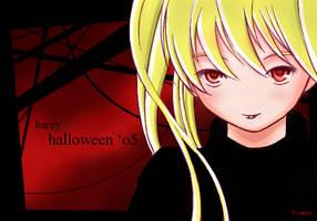 -03- Spook me NOT by kazu-chu