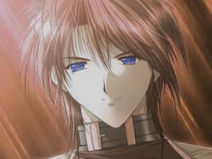 Blue Eyes Brown Hair anime boy by Katey1801 on DeviantArt