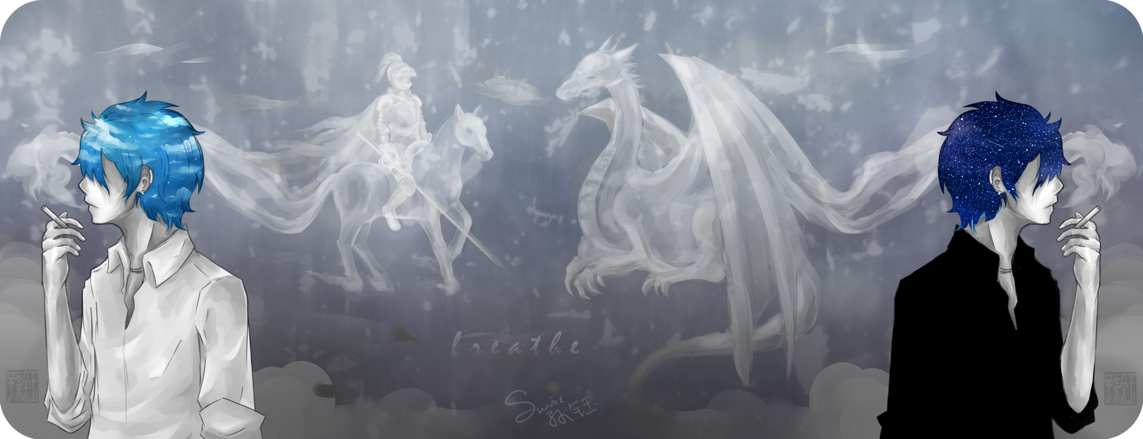 Breathe by gracefulsunshine