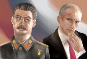 Dictators by gracefulsunshine