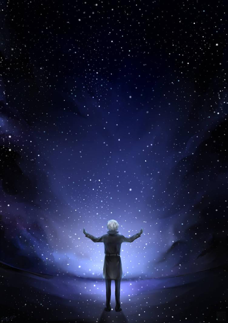 C - Starlit by gracefulsunshine