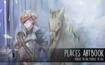 Preview - Places Artbook
