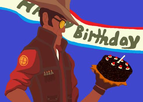 Happy Birthday, Fivey!