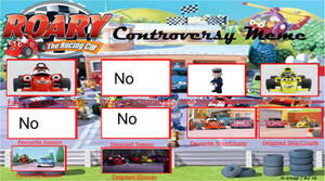 Roary the Racing Car Controversy Meme