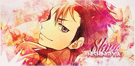 [SIGN] Nishinoya by Saelyaz