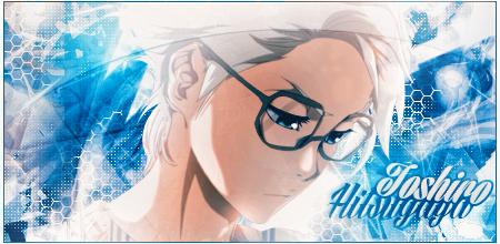 [SIGN] Toshiro