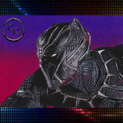 Black Panther by CultureCre8tion