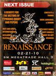 Renaissance Event Poster