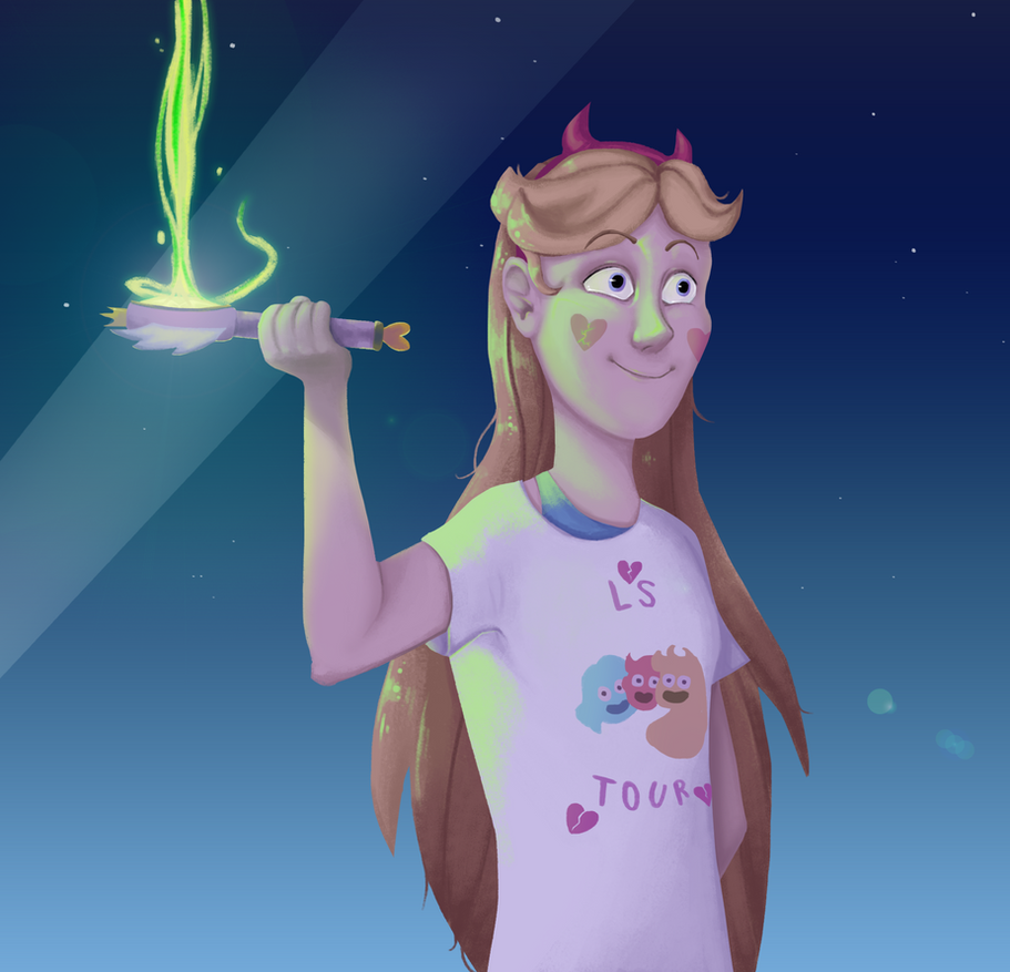 Star, are you okay? by Yuiartenn
