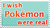 Pokemon Stamp by WetWithRain