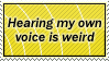 Voice Stamp