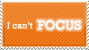 Focus Stamp by WetWithRain
