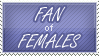 Fan Stamp by WetWithRain