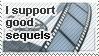 Sequels Stamp