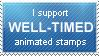 Timing Stamp