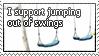 Swings Stamp