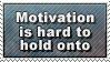 Motivation Stamp