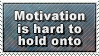 Motivation Stamp by WetWithRain