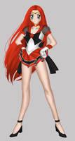 Sailor Neggera by Lego3400
