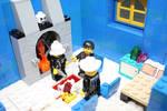 Lego Tell Tale Heart by LucifersLego
