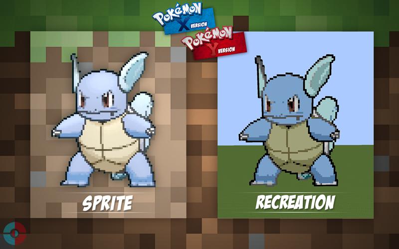 pokemon x y pixel art