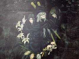 :: Demon or Shinigami  :: Kuro by AkiraKame