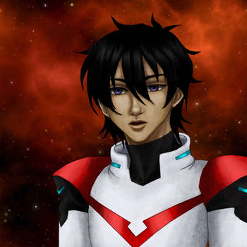 Keith Voltron by Succubus1982