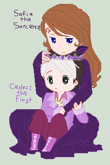 Cedric the First by HatterM97