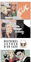 Petites histoires autour d'un cafe: Major Papa by dessinateur777