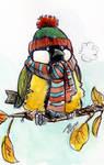 ColdTit by dessinateur777