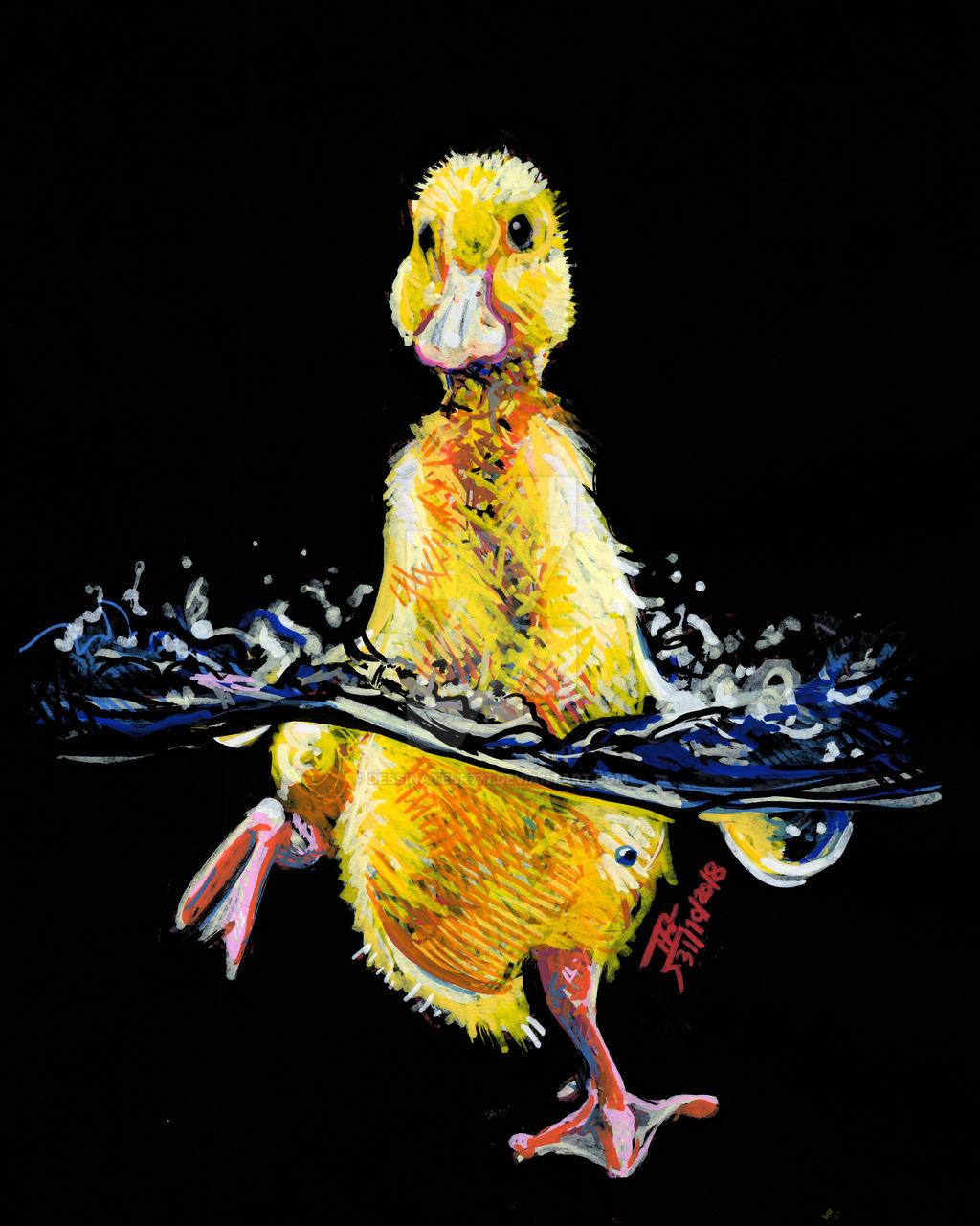 Yellowsubmarine by dessinateur777