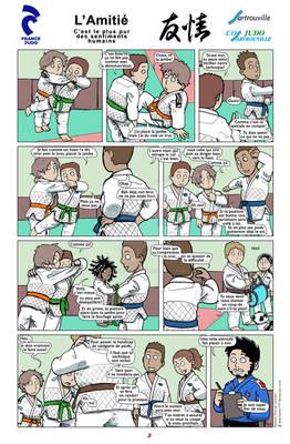 Code Moral Judo -08 Amitie