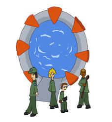 Stuff I Like: Stargate SG-1 by MarkKB