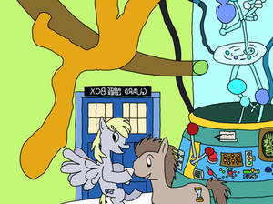 The Pony Doctor's TARDIS [Final]