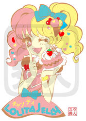 Candy Lolita Jelly by suu-hideto