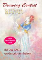 KIDAN Contest by vientocaprichoso