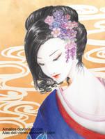 Asian Beauty: Japan by vientocaprichoso