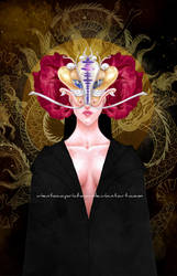 Dianmeg de Tugfi - Dragon Mask by vientocaprichoso