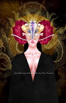 Dianmeg de Tugfi - Dragon Mask