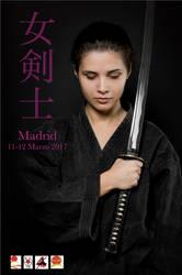 Mujeres Kenshi Madrid 2016